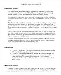Example Word Documents Template For Writing An Executive Summary Example Free Download 5