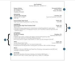 Activities Resume Template Beauteous Activities Resume For College Template Activities Resume Template