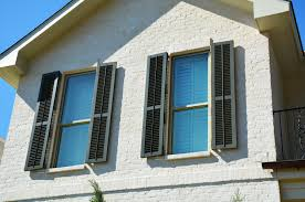 Mid America Shutters Color Chart Best Exterior Shutter Material For Your Home Las Shutters