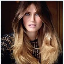 Ombr is a French word meaning shadow or shaded, and it's no longer just a  trend - it's a technique. The popular ombr hair color is darker at the  base ...