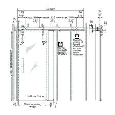 standard patio door size wonderful standard sliding