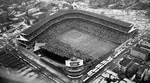 Wrigley Field History Photos More Of The Former Nfl