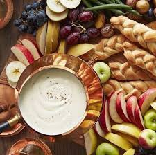 Chef's display with imported & domestic cheeses, fresh fruits & gourmet crackers. 50 Easy Fall Appetizer Recipes Best Ideas For Autumn Appetizers