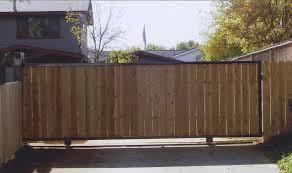 inspirations design for sliding gate fence including wood for wooden sliding driveway gates