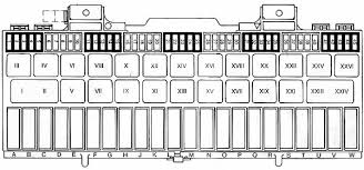 Relay Number Chart 85 86 Fuse Relay Chart