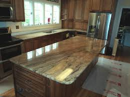 Kitchen Granite S Hurman Prada Gold Granite Kitchen Countertop Granix Marble