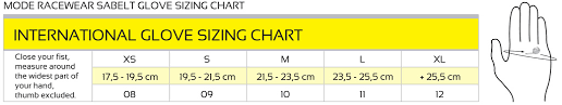 Sabelt Race Suit Size Chart Racing Harnesses Mode Racewear
