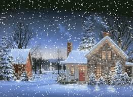 Animated Snow Scenes Animated Snow Falling Scene Yahoo Search Results