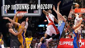 timofey mozgov dunk. Wonderful Dunk The Dunk Of The Night Goes To Bojan Bogdanovic For His Poster On Timofey  Mozgov Who Has Become A Common Sighting In NBA Posters Also Read More And Mozgov Dunk S