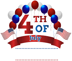 Image result for 4th of july special clip art