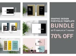 Graphic Design 70 Graphic Design Portfolio Bundle By Brochure Design On Dribbble