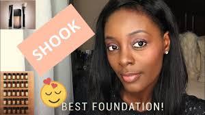 <b>Huda Beauty</b> FAUX FILTER foundation (<b>Nutmeg 520G</b>) Review + ...