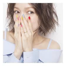 後藤真希さんのインスタグラム写真 後藤真希instagram単色塗りを