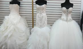 Downtown Los Angeles Wedding Dress Shops