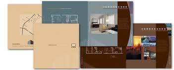 Apartment Brochure Design New Decorating