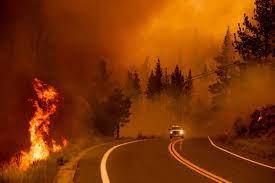 UPDATE: Tamarack Fire Evacuation Orders ...