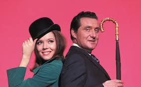 Image result for john steed and emma peel