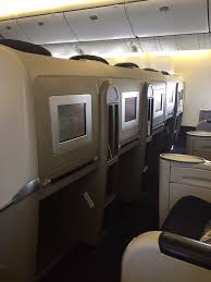 Air France Seating Chart 777 Review Air France Business Class 777 Paris To New York Jfk