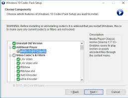 Ace mega codecs pack 6.03. Download Windows 10 Codec Pack 2 1 9