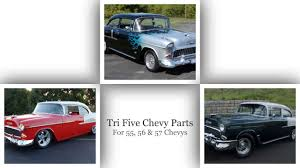 Tri 5 Chevy Parts - Tri Five Chevy Parts - YouTube