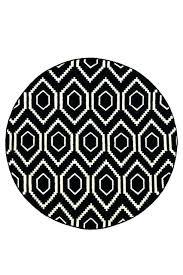 dark gray circle rug and white round circular awesome inspiration ideas black brilliant design r