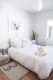 Bedroom ideas for white furniture Modern Holiday Hosting Pinterest 172 Best White Beds Images In 2019 White Bed Linens White Bedding