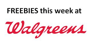Free At Walgreens This Week 12 31 1 6 Freeflys