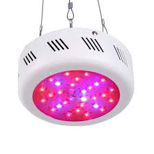 Ufo Led Grow Light 300wroleadro 9 Band Full Spectrum Hydroponic