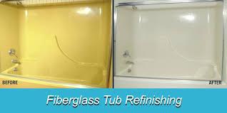 refinish plastic bathtub