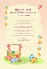 39 Best Easter Invitations Templates Images In 2019 Easter