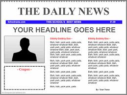 Resume Format Google Docs newspaper template doc newspaper template for google docs new 100 81
