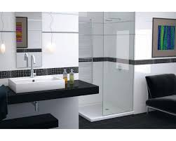 Ideas: White Tile Bathrooms Pictures. Black White Tile Bathroom ...
