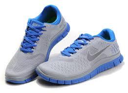 nike running shoes for men blue. nike free 4.0 v2 men\u0027s running shoes grey blue for men o