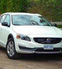Car Review 2015 Volvo V60 Cross Country Driving