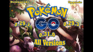 Pokemon Go | All Versions | Downgrade or Upgrade | 0.29.2/0.29.3/0.31.0 [NO  ROOT] [FR] - YouTube
