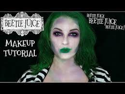 beetlejuice makeup tutorial costume makeup