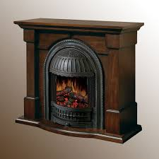 brockton electric fireplace by dimplex burnished walnut finish