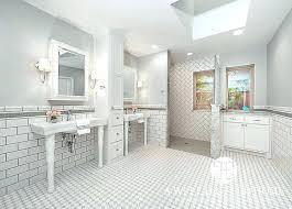 bathroom subway tile floor. White Subway Tile Herringbone Tiles Bathroom Full Size Of Floor Open Walk I