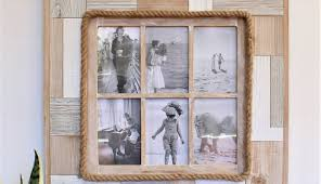 large size of wall rattan frame rustic wood collage wooden frames photo hobby lobby large picture