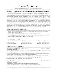 Simple Design Accounts Payable And Receivable Resume Accounts