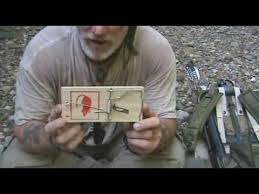 """17 best images about booby traps premiter defense the """"small common man trapping kit"""" from wildernessoutfitters includes 15 pre made"""