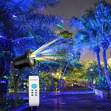 waterproof laser lights led laser light projector garden laser light for holiday house decorations