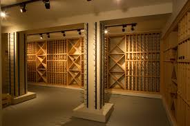 home wine room lighting effect. all heart redwood wine cellar home room lighting effect