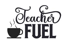 Happy teachers day colorful graphic design template logo set ,hand drawn vector stencils. Teacher Fuel Svg Cut File By Creative Fabrica Crafts Creative Fabrica