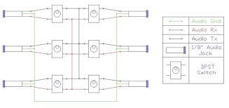 audio switcher box 1 8 quot stereo jacks 3 steps audio switcher box wiring diagram jpg