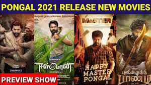 pongal 2021 release tamil movies ...