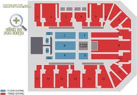 Bjcc Wwe Seating Chart Birmingham Genting Arena Nec Lg Arena Detailed Seat