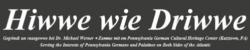 learn pennsylvania german the pennsylvania german newspaper