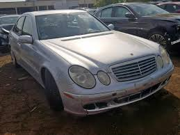 First, you can use the search bar above to search by part number or keyword. 2006 Mercedes Benz E 500 4matic For Sale At Copart Wheeling Il Lot 48370309 Salvagereseller Com