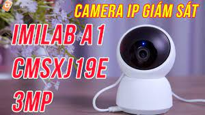 Camera IP Giám Sát IMILAB A1 3MP Độ Phân Giải 2K (Bản Quốc Tế) NIGHT VISION  + MOTION TRACKING - YouTube